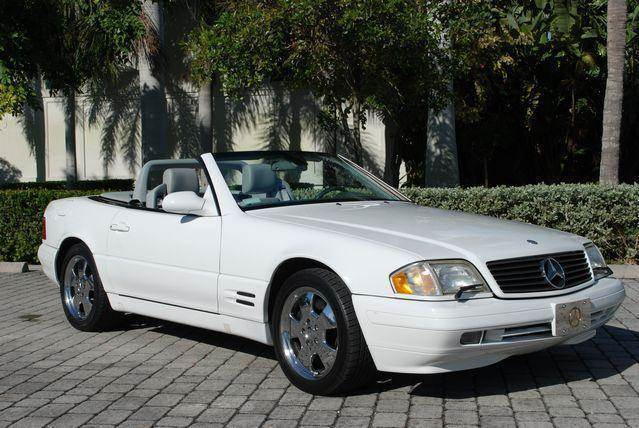 1999 Mercedes Benz SL Class   Fort Myers Beach, FL FORT MYERS FLORIDA  Convertible Vehicles For Sale Classified Ads   FreeClassifieds.com