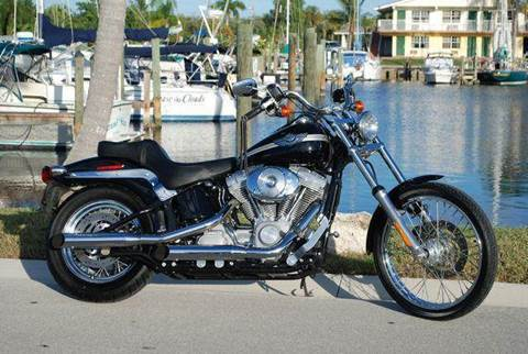 2003 Harley-Davidson Softail Standard for sale at Auto Quest USA INC in Fort Myers Beach FL