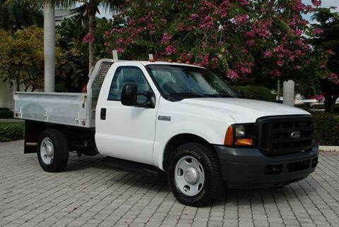 2006 Ford F-350 for sale at Auto Quest USA INC in Fort Myers Beach FL