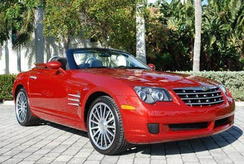 2006 Chrysler Crossfire for sale at Auto Quest USA INC in Fort Myers Beach FL