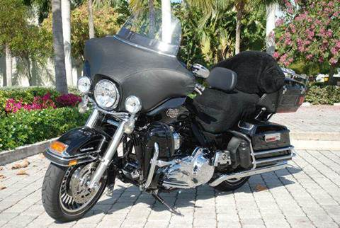 2010 Harley-Davidson Ultra Classic Electra Glide for sale at Auto Quest USA INC in Fort Myers Beach FL