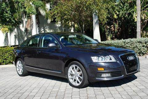 2010 Audi A6 for sale at Auto Quest USA INC in Fort Myers Beach FL