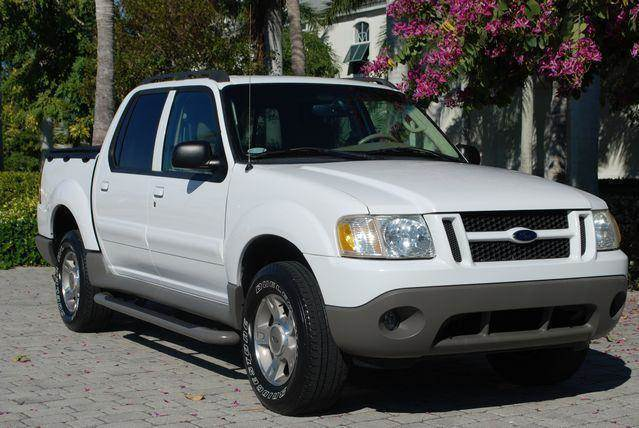 Ford Explorer Sport Trac In Fort Myers Beach FL Auto Quest - 2003 explorer