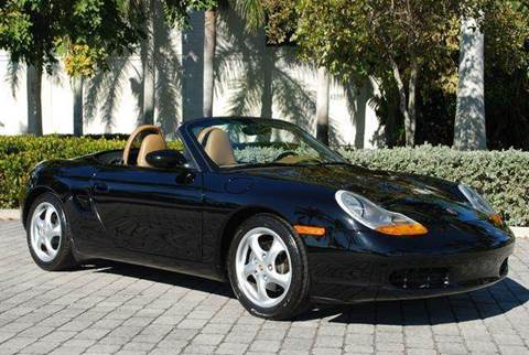 1999 Porsche Boxster for sale at Auto Quest USA INC in Fort Myers Beach FL