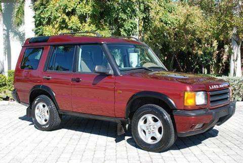 2000 Land Rover Discovery Series II for sale at Auto Quest USA INC in Fort Myers Beach FL
