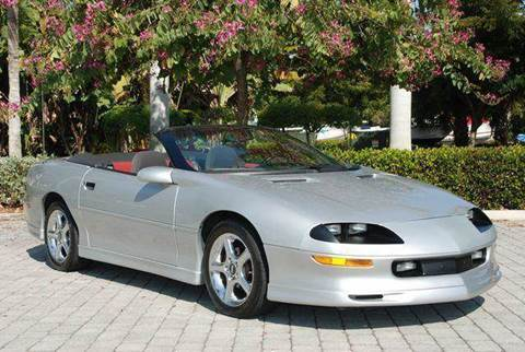 1995 Chevrolet Camaro for sale at Auto Quest USA INC in Fort Myers Beach FL