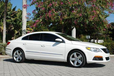 2011 Volkswagen CC for sale at Auto Quest USA INC in Fort Myers Beach FL