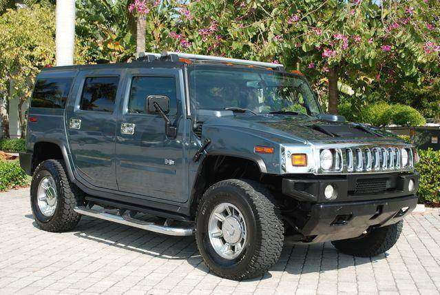 2005 HUMMER H2 for sale at Auto Quest USA INC in Fort Myers Beach FL
