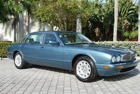 1998 Jaguar XJ for sale at Auto Quest USA INC in Fort Myers Beach FL