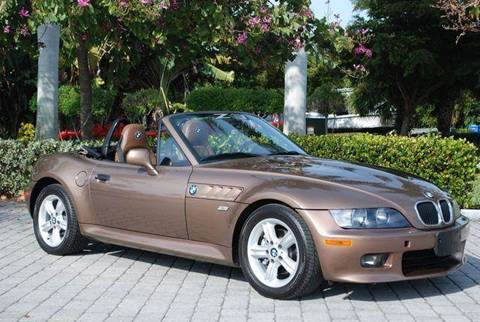 2000 BMW Z3 for sale at Auto Quest USA INC in Fort Myers Beach FL