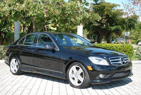 2010 Mercedes-Benz C-Class for sale at Auto Quest USA INC in Fort Myers Beach FL