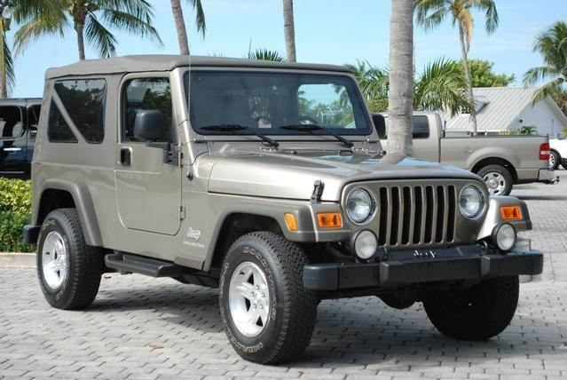2006 Jeep Wrangler For Sale At Auto Quest USA INC In Fort Myers Beach FL