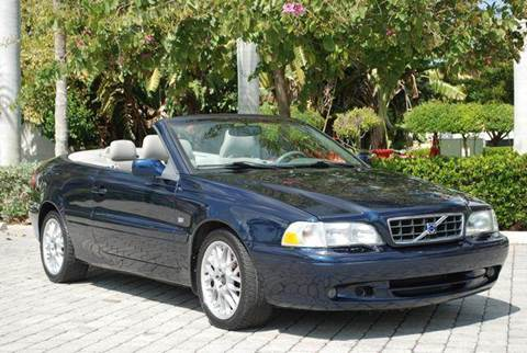 2002 Volvo C70 for sale at Auto Quest USA INC in Fort Myers Beach FL