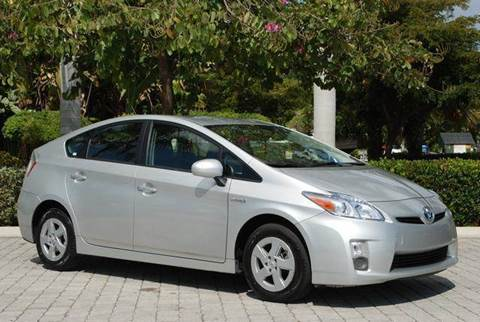 2010 Toyota Prius for sale at Auto Quest USA INC in Fort Myers Beach FL
