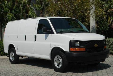 2011 Chevrolet Express for sale at Auto Quest USA INC in Fort Myers Beach FL