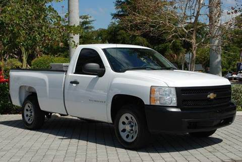 2008 Chevrolet Silverado 1500 for sale at Auto Quest USA INC in Fort Myers Beach FL