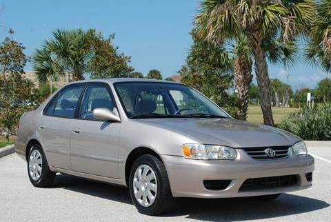 2002 Toyota Corolla for sale at Auto Quest USA INC in Fort Myers Beach FL