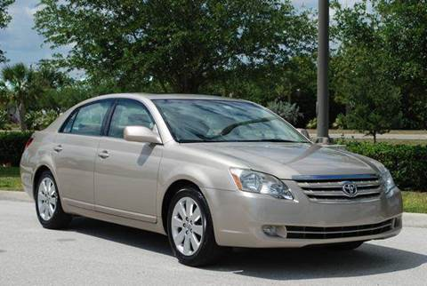 2006 Toyota Avalon for sale at Auto Quest USA INC in Fort Myers Beach FL