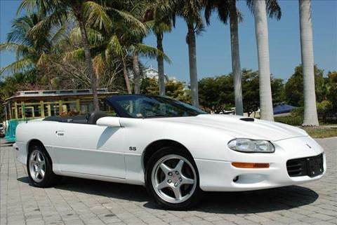 1999 Chevrolet Camaro for sale at Auto Quest USA INC in Fort Myers Beach FL