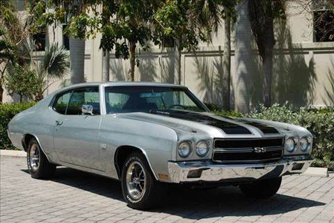 1970 Chevrolet Chevelle for sale at Auto Quest USA INC in Fort Myers Beach FL