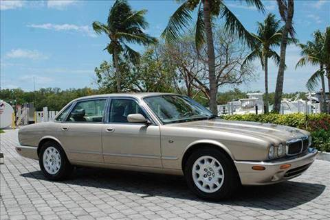 2002 Jaguar XJ for sale at Auto Quest USA INC in Fort Myers Beach FL
