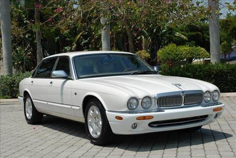 2001 Jaguar XJ for sale at Auto Quest USA INC in Fort Myers Beach FL
