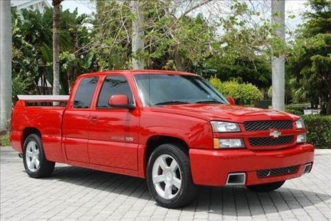 2003 Chevrolet Silverado 1500 SS for sale at Auto Quest USA INC in Fort Myers Beach FL