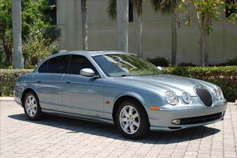 2004 Jaguar S-Type for sale at Auto Quest USA INC in Fort Myers Beach FL