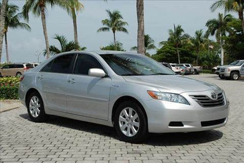 2009 Toyota Camry Hybrid for sale at Auto Quest USA INC in Fort Myers Beach FL