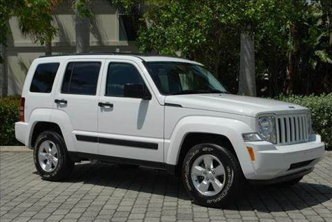 2011 Jeep Liberty for sale at Auto Quest USA INC in Fort Myers Beach FL