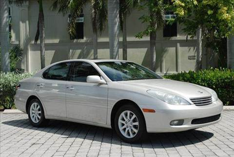 2003 Lexus ES 300 for sale at Auto Quest USA INC in Fort Myers Beach FL