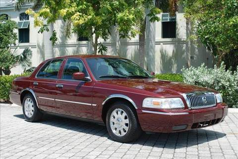 2006 Mercury Grand Marquis for sale at Auto Quest USA INC in Fort Myers Beach FL