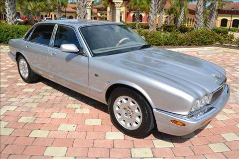 2003 Jaguar XJ for sale at Auto Quest USA INC in Fort Myers Beach FL