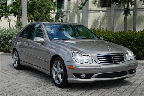 2006 Mercedes-Benz C-Class for sale at Auto Quest USA INC in Fort Myers Beach FL