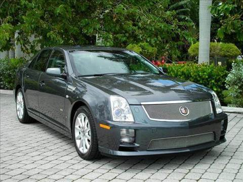 2009 Cadillac STS-V for sale at Auto Quest USA INC in Fort Myers Beach FL