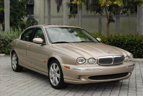 2004 Jaguar X-Type for sale at Auto Quest USA INC in Fort Myers Beach FL