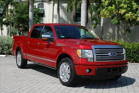 2010 Ford F-150 for sale at Auto Quest USA INC in Fort Myers Beach FL