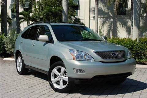 2006 Lexus RX 330 for sale at Auto Quest USA INC in Fort Myers Beach FL