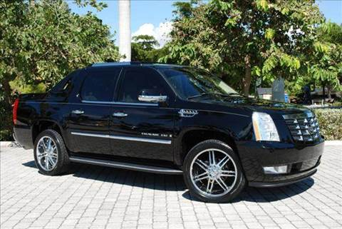 2007 Cadillac Escalade EXT for sale at Auto Quest USA INC in Fort Myers Beach FL