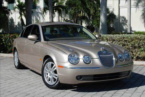 2005 Jaguar S-Type for sale at Auto Quest USA INC in Fort Myers Beach FL