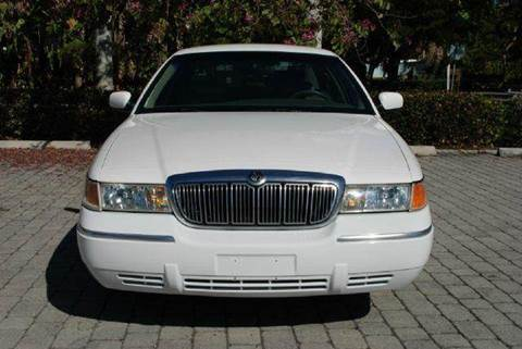 2001 Mercury Grand Marquis for sale at Auto Quest USA INC in Fort Myers Beach FL