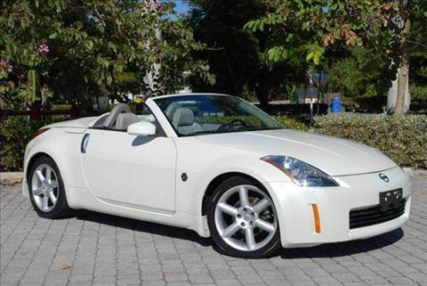 2004 Nissan 350Z for sale at Auto Quest USA INC in Fort Myers Beach FL