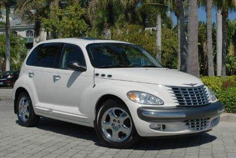2002 Chrysler PT Cruiser for sale at Auto Quest USA INC in Fort Myers Beach FL
