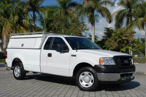 2008 Ford F-150 for sale at Auto Quest USA INC in Fort Myers Beach FL