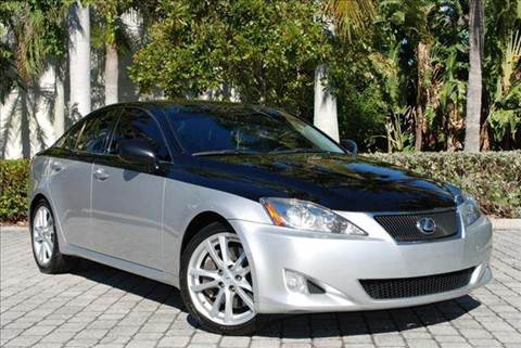 2006 Lexus IS 350 for sale at Auto Quest USA INC in Fort Myers Beach FL