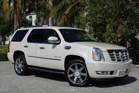 2012 Cadillac Escalade for sale at Auto Quest USA INC in Fort Myers Beach FL