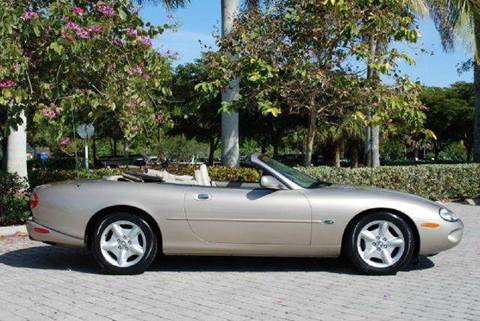 1998 Jaguar XK-Series for sale at Auto Quest USA INC in Fort Myers Beach FL