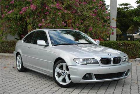 2004 BMW 3 Series for sale at Auto Quest USA INC in Fort Myers Beach FL