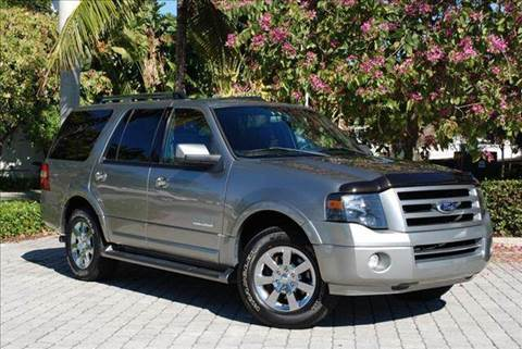 2008 Ford Expedition for sale at Auto Quest USA INC in Fort Myers Beach FL