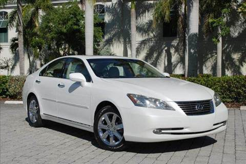 2008 Lexus ES 350 for sale at Auto Quest USA INC in Fort Myers Beach FL